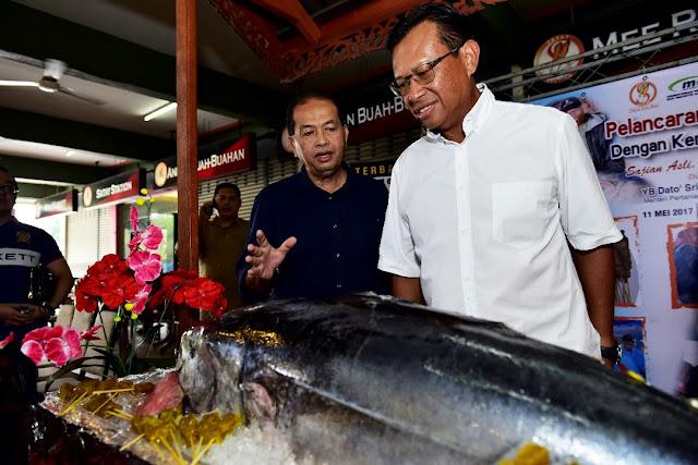 Sate Tuna Produk Inovasi Baru Beri Pulangan Besar Buat Usahawan