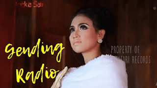 Lirik Lagu Gending Radio - Suliyana