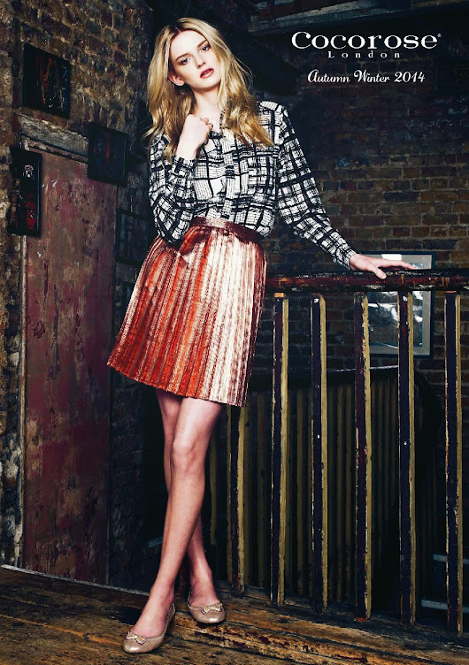 Cocorose London - Fall/Winter Collection 2014 | MetroChicSite