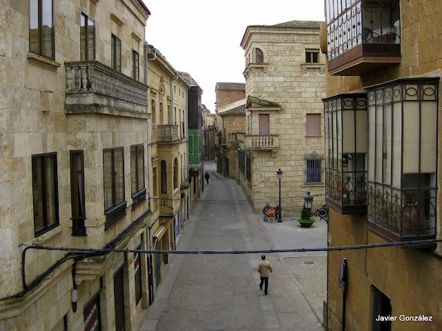 Casa de los Condes de Alba