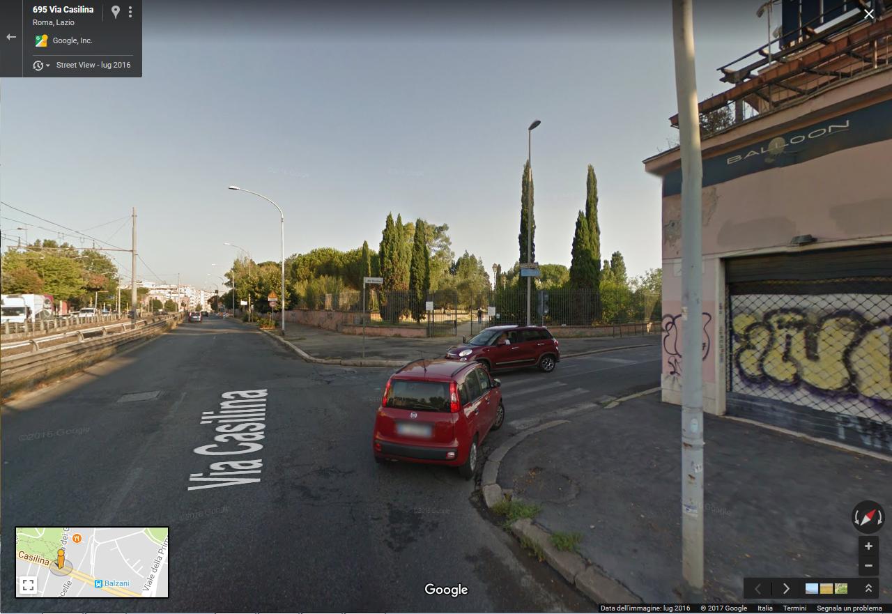 Supermercato Della Ceramica Roma Via Casilina.Quando Villa De Sanctis Non C Era Studio Del Passato Di Roma E