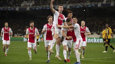 موعد مباراة توتنهام واياكس امستردام ضمن مباريات دوري أبطال أوروبا