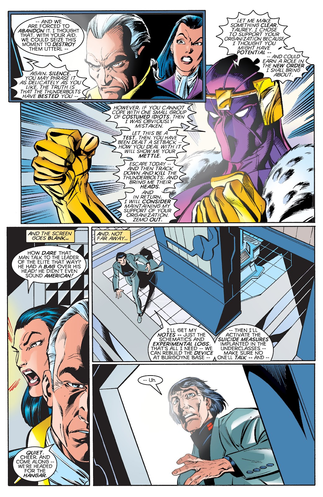 Read online Hawkeye & The Thunderbolts comic -  Issue # TPB 1 (Part 3) - 42