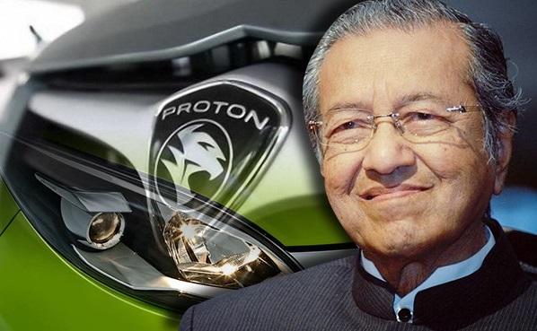 Apa Nasib Proton Selepas Tun M Tandatangan Deklarasi Rakyat?