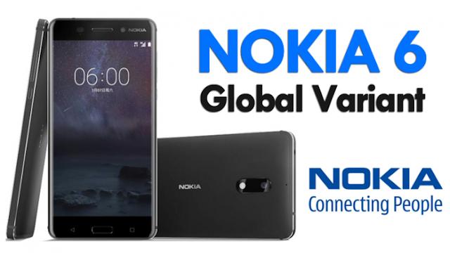 Nokia 6 Global