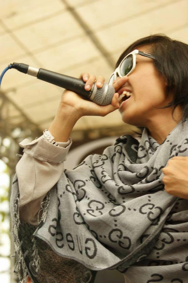 Try Astuti - Rapper Wanita di Medan