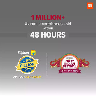 Xiaomi sells 1 million phones in 48hrs
