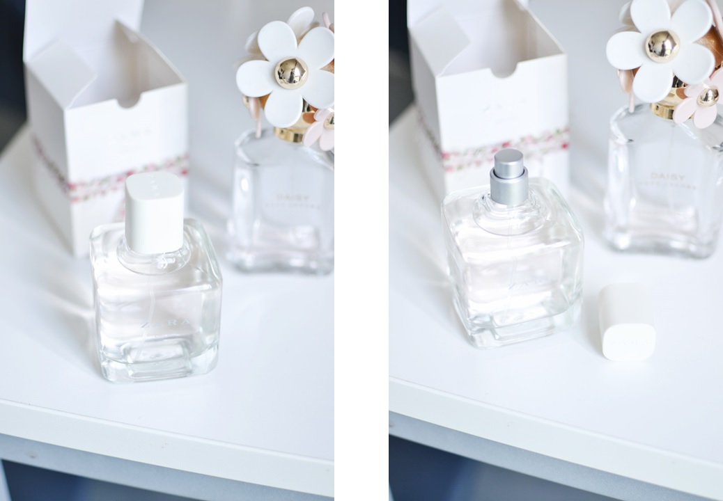 zara orchid perfume daisy eau so fresh