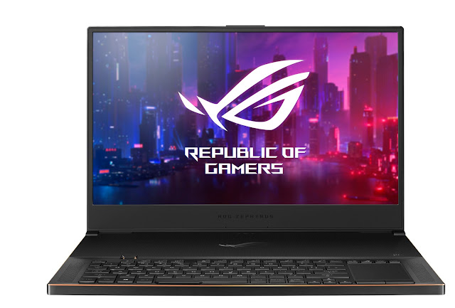 ASUS Republic of Gamers apresenta o Zephyrus S (GX701)