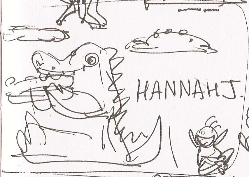 Hannah Joe: Food Truck Design Roughs