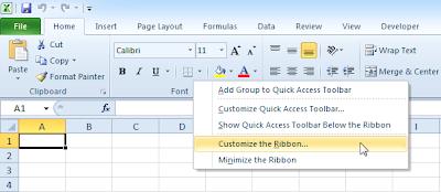 Cara Sederhana Membuat Macro Excel