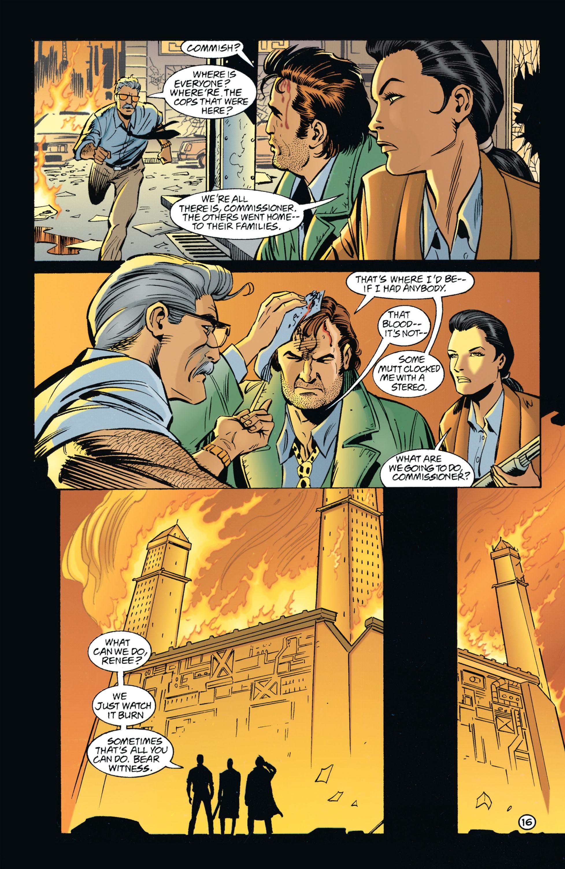 Detective Comics (1937) 696 Page 16