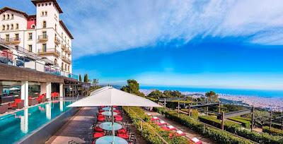 Voyage Barcelone à l'hotel la Florida