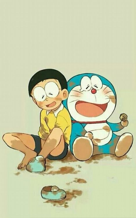 Kumpulan Gambar Doraemon Buat Di Jadikan Wallpaper Whatsapp