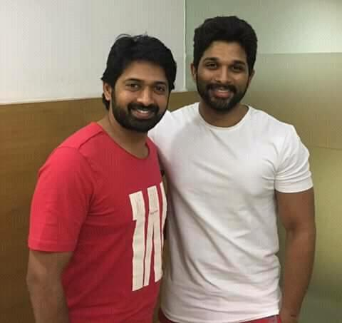 Allu Arjun's 'Duvvada jagannadham' Latest Working Stills
