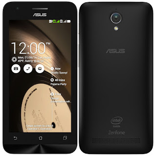Cara Root Asus Zenfone C (New 4S) Z007 / ZC451CG