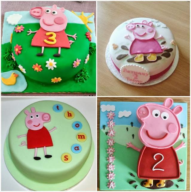 tellastella peppa pig bolos festa infantil