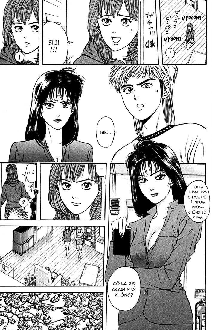 Psychometrer Eiji chapter 28 trang 6
