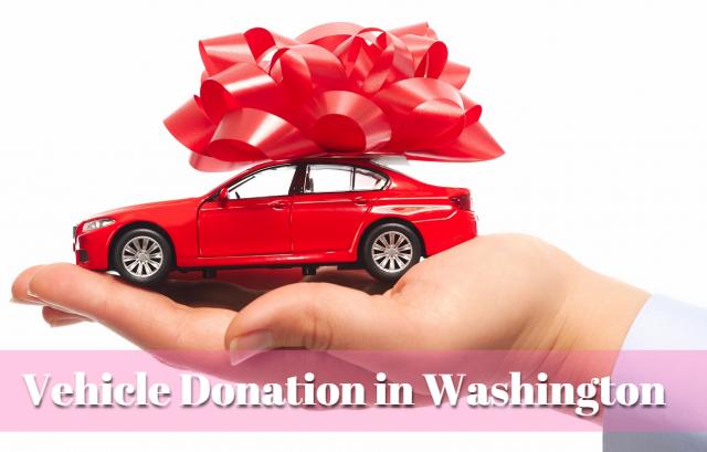 Vehicle Donation in Washington