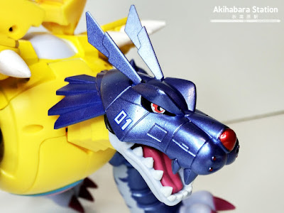 "Reseña de ""Digivolving Spirits 02. Metalgarurumon"" de Digimon Adventure - Tamashii Nations"