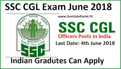 ssc cgl examination 2018