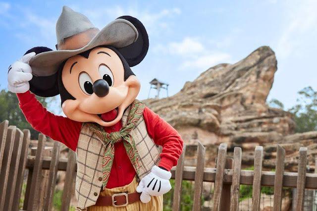 探險家米奇 Explorer Mickey Re-imagined Meet and Greets 放玩奇妙當夏香港迪士尼樂園度假區 Hong Kong Disneyland Resort Summer Chill