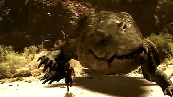 CineBlog: Mega Shark vs. Crocosaurus