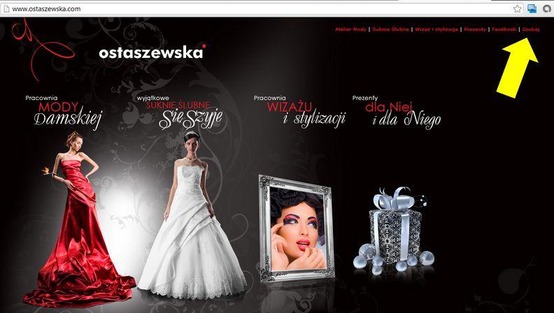 706f500e3b Atelier de Kama Ostaszewska    blog  Jak znaleźć swoją suknię wieczorową  lub ślubną na stronach Atelier