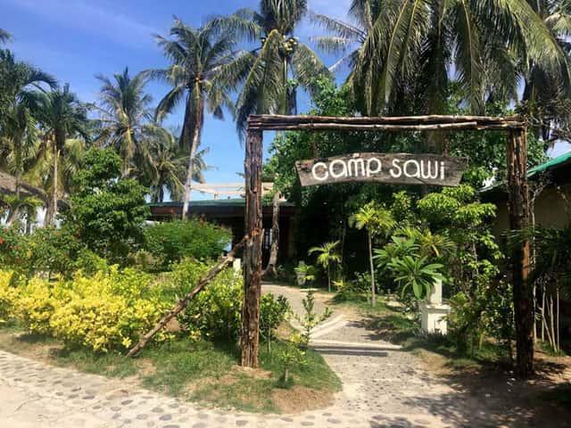 Camp Sawi, Bantayan Island