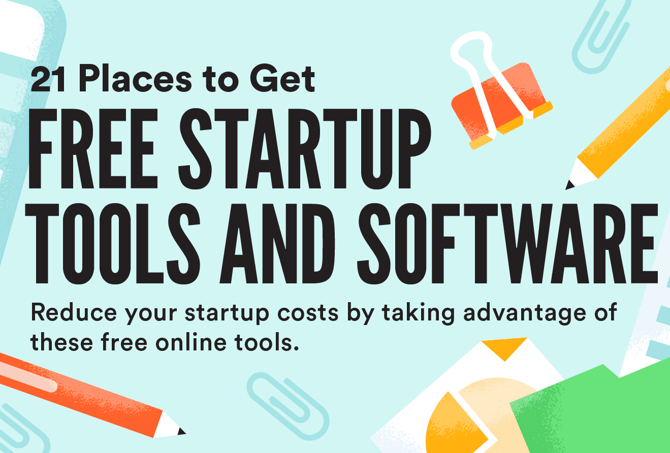 21 Places to Get Business Freebies for Your Startup