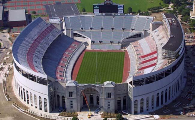 5 Ohio Stadium