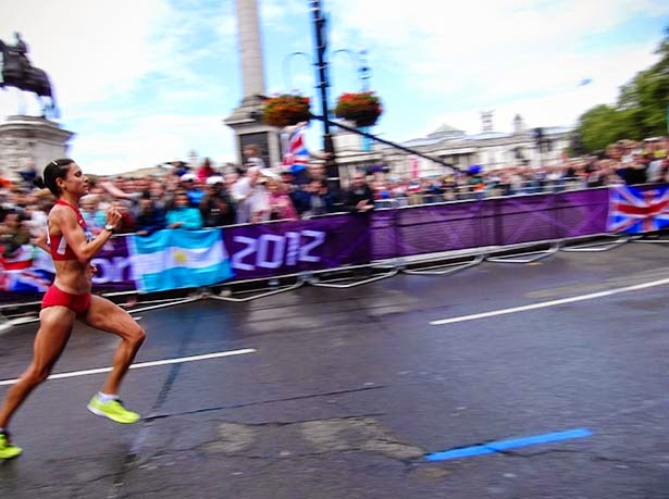 Women's marathon at the London 2012 Olympic Games