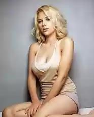 Scarlett Johansson Hollywood actress