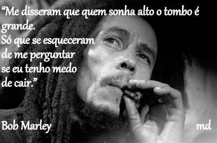 Frases De Bob Marley: Poesias E Alguns Poemas: Imagem