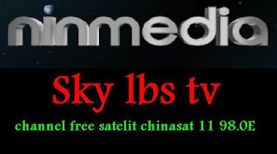Info Channel Di Satelit cinasat 11