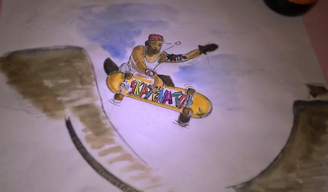 Skate...nato