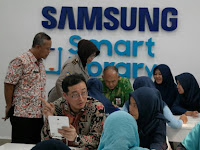 Samsung Peduli Kesejahteraan Warga Rowosari Semarang