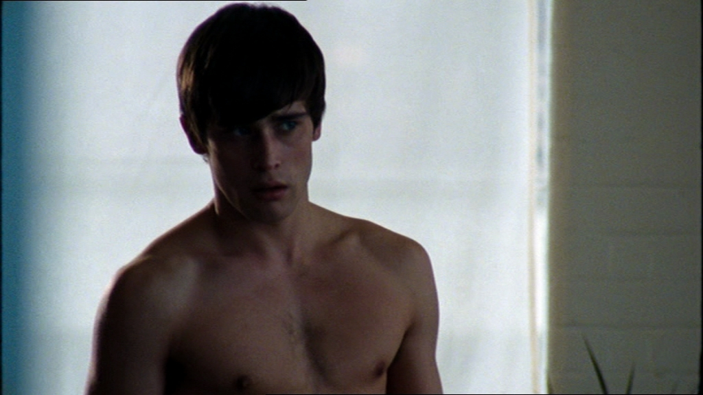 The Stars Come Out To Play: Christian Cooke - Shirtless
