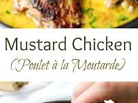 Mustard Chicken Recipe