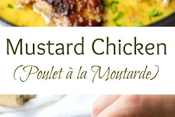 Mustard Chicken Recipe