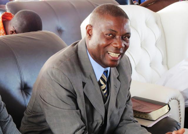 Evangelist Paul Saungweme