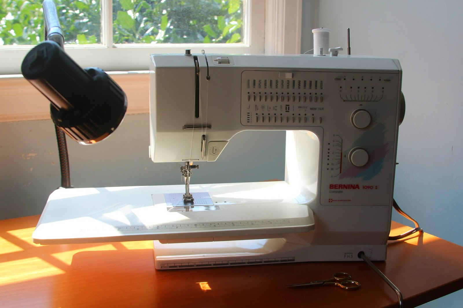 As a form of talk therapy, I want to tell you about my history with Bernina.