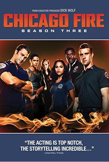 Chicago Fire Temporada 3 Completa HD 720p Latino Dual