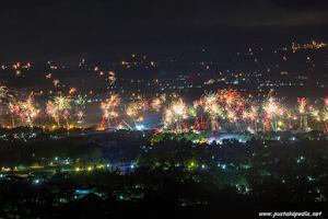 Rute dan Harga Tiket Masuk Spot Riyadi Prambanan Yogyakarta
