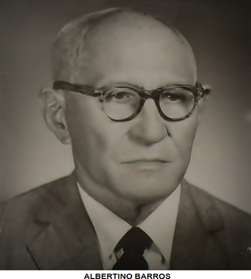 ALBERTINO BARROS
