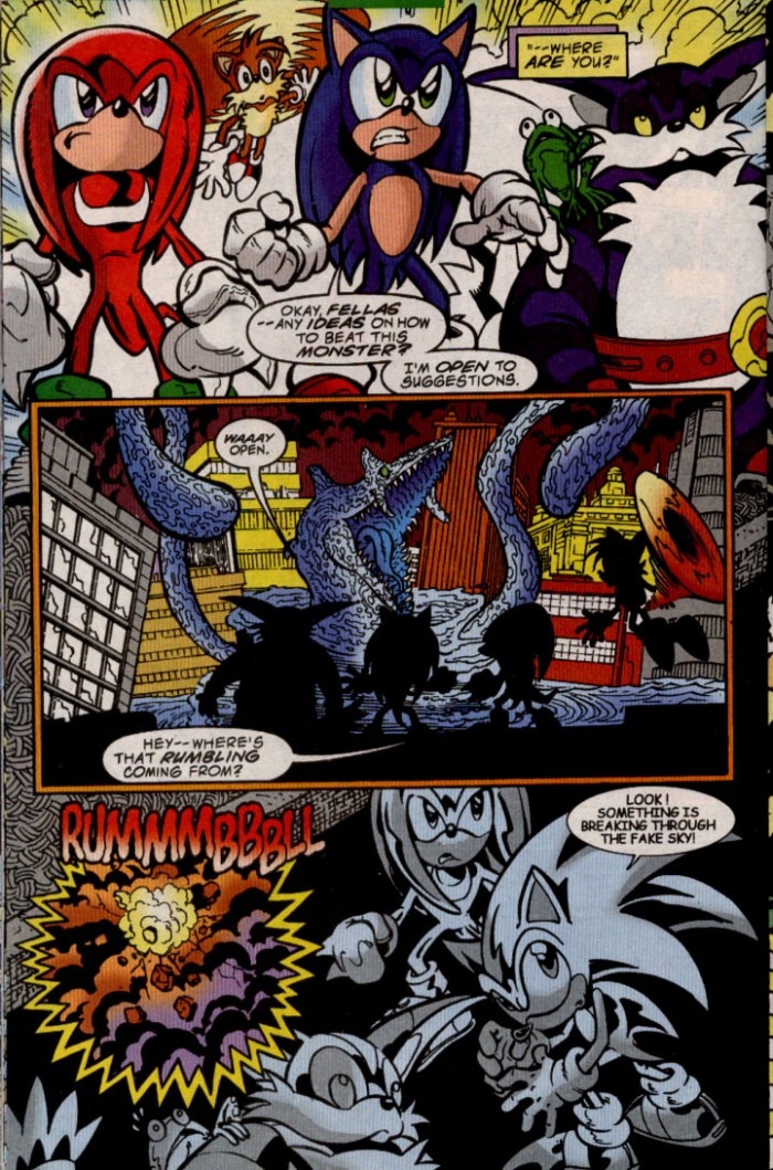 Read online Sonic The Hedgehog comic -  Issue #83 - 13