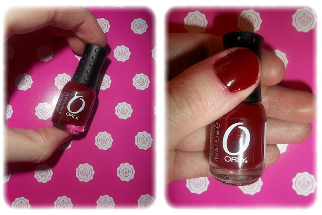 Vernis à Ongles - Orly - Glossybox Février 2012