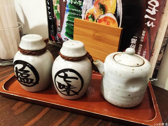 IMG 9637 - 【台中美食】來自日本傳統好滋味的 樂座端爐燒 @日本古早味@新鮮海鮮@新鮮蔬果~