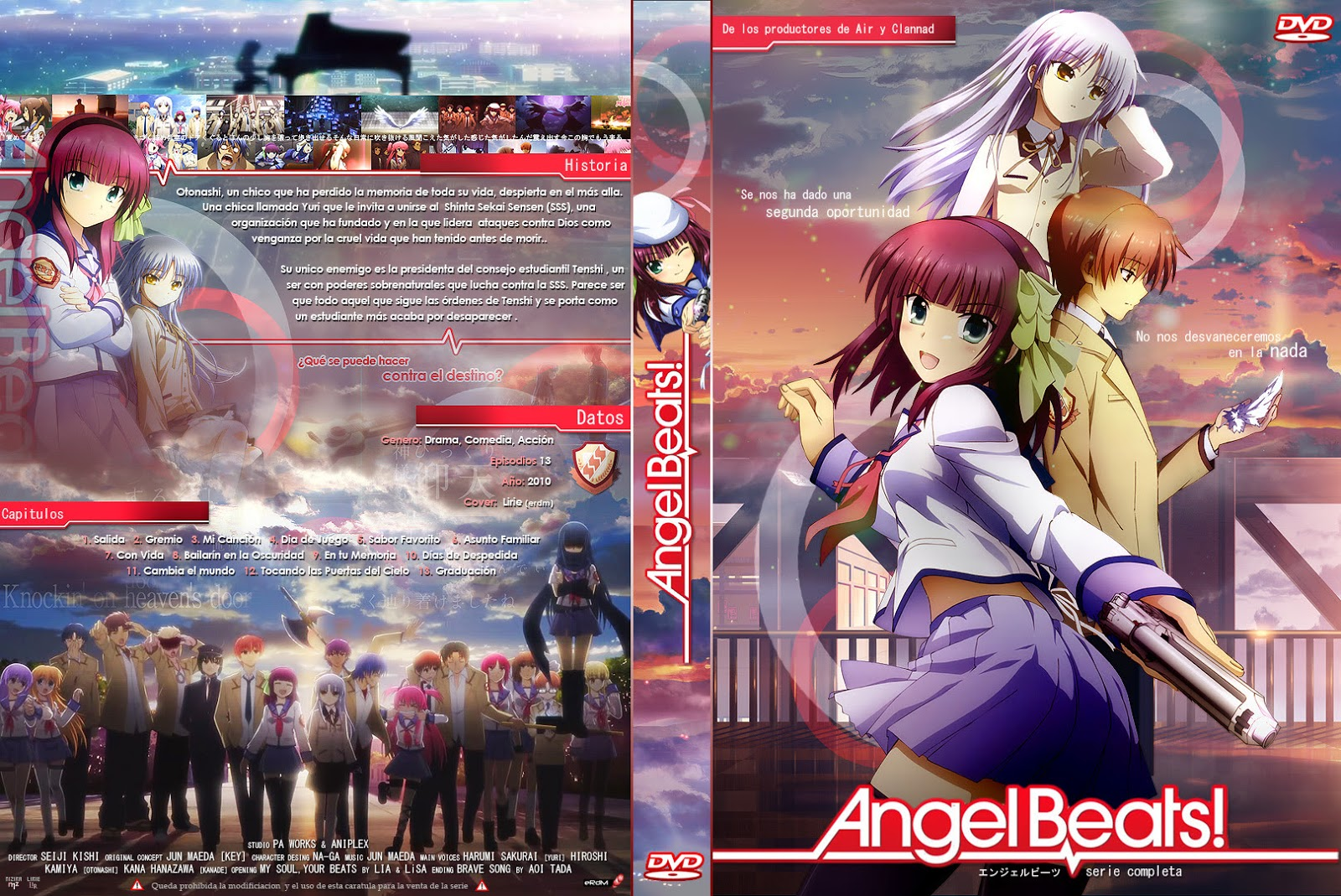 Angel Beats Bs.To