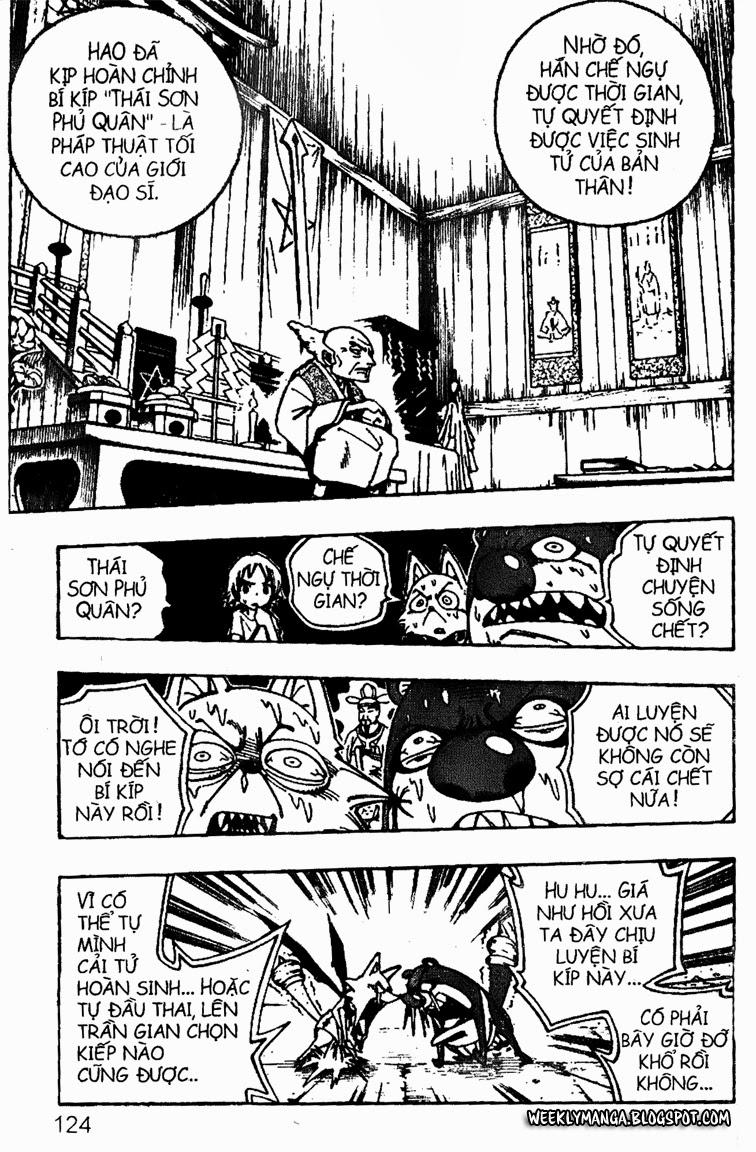 Shaman King [Vua pháp thuật] chap 90 trang 9